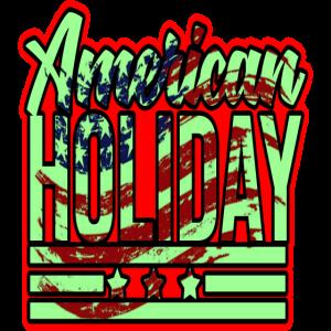 USA Feiertag