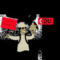 Stoppt Artikel 13, nie mehr CDU