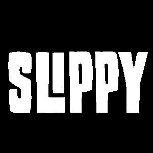 slippy flink flott schnell lustig tollpatschig