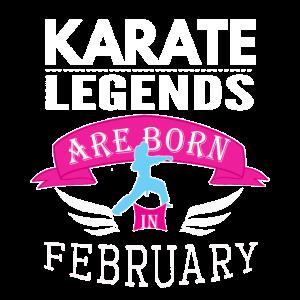 Karate-Legenden 2. Februar Mädchen