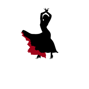 Flamenco-Tänzer