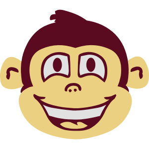 Leiter Affe
