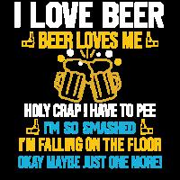 I LOVE BEER BEER