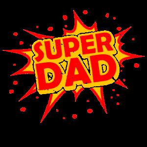 Super Vater Dad Vatertag
