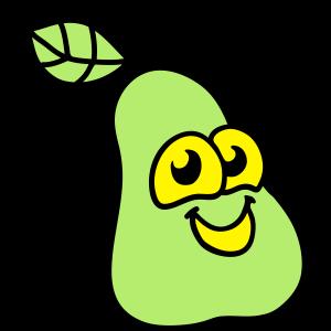 kleine Birne