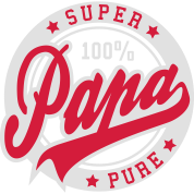 100 procent zuiver SUPER PAPA 2C