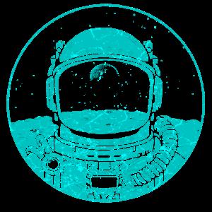 Mond Mondlandung 1969 Apollo USA Astronaut