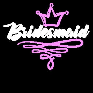 Braut Krone Bachelorette Bridesmaid