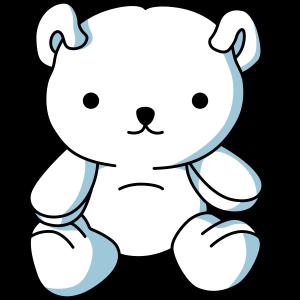 Kawaii Teddybär