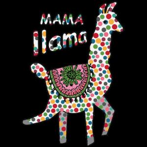 Lustiges Alpaka Mama Lama Chill-Out Ironisch