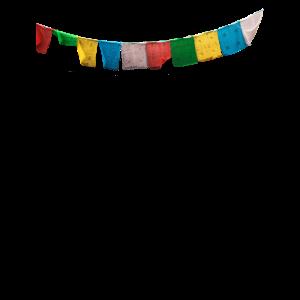 Gebetsfahnen / Gebetsflaggen Nepal