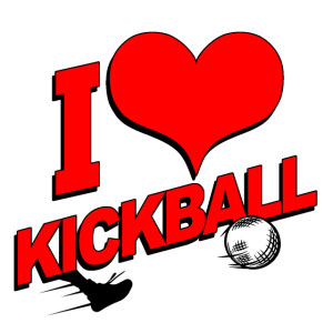 I love kickball