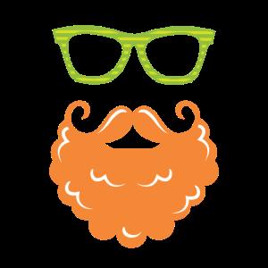 St Patricks Day Beard