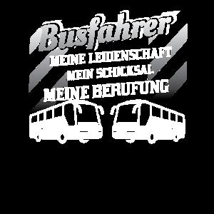 Busfahrer Leidenschaft Schicksal Berufung