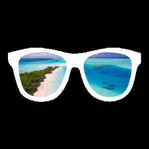 Urlaubs Brille