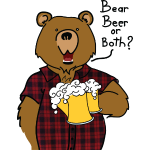 Grrr Beer and Bear