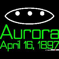 UFO Incidents Series - UFO Absturz in Aurora