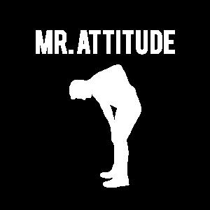Mr attitude ruecken schmerzen koerper body tee