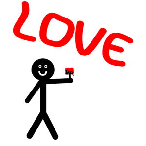 Love Männchen