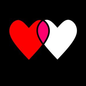 Vereinte Herzen