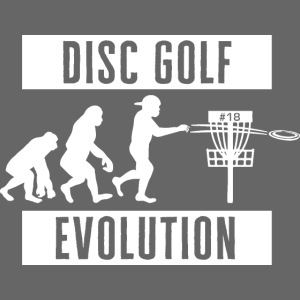 Disc golf - Evolution - White
