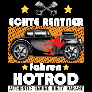 Hot Rod | Hotrod | Echte Rentner fahren Hotrod