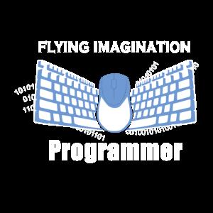 flying Programmierer programmieren