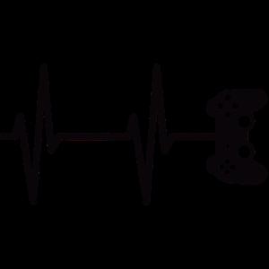 Herzschlag Gaming Controller