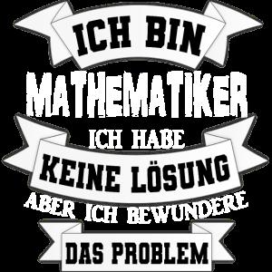 Mathe Lehrer Professor Mathematiker Geschenkidee
