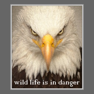 wild life is in danger shirt