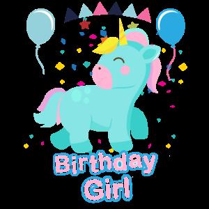 Geburtstagsmädchen Geburtstag Tochter Geschenk