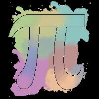 Aquarell Pi