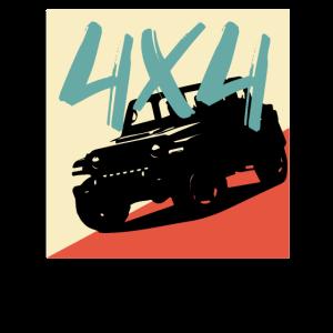 Geländewagen Offroad 4X4