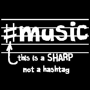 Sharpe Musikliebhaber Hobby Geschenk