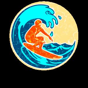 Surfen Surfer Surfbrett