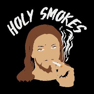 Jesus: Holy Smokes
