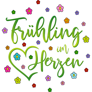 Frühling im Herzen