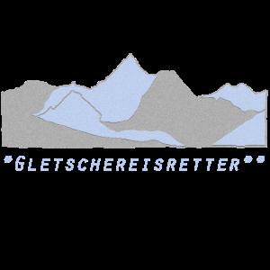 *Gletschereisretter*