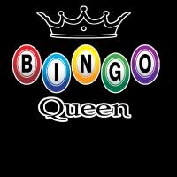 Bingo tshirt Bingo t-shirt queen