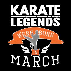 Karate-Legenden werden in March Boys geboren