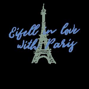 Eiffeltum in Liebe Paris Stadt Hauptstadt Eiffel