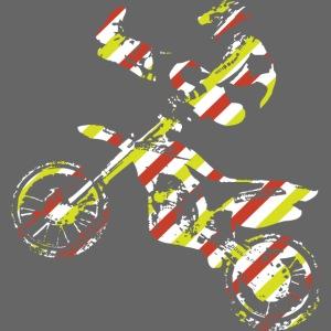 FMX Freestyle Motocross Shaolin