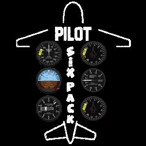 Piloten Sixpack