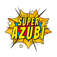 Azubi Superheld Comic