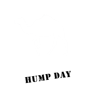Humpday Humpday Dromedar Kamel