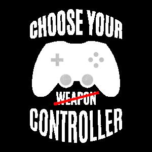 Gamer Spieler Controller Videospiele Geschenk Idee
