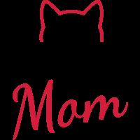 Cat Mom Katzenohren