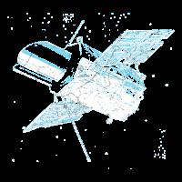 Satellit Teleskop Sonde Weltraum Raumfahrt