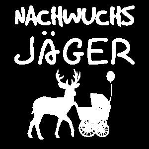 Nachwuchs Jäger - Geschenk zur Geburt Jagd