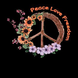 Friede Liebe Freiheit